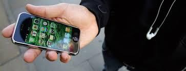 גניבת טלפון נייד